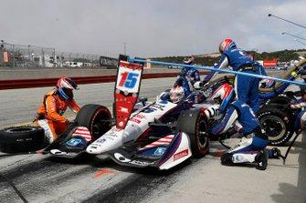 Пит-стоп: Грэм Рейхол, Rahal Letterman Lanigan Racing Honda