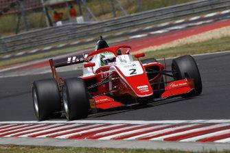 Frederik Vesti, Prema, Hungaroring, vincitore di Gara 1