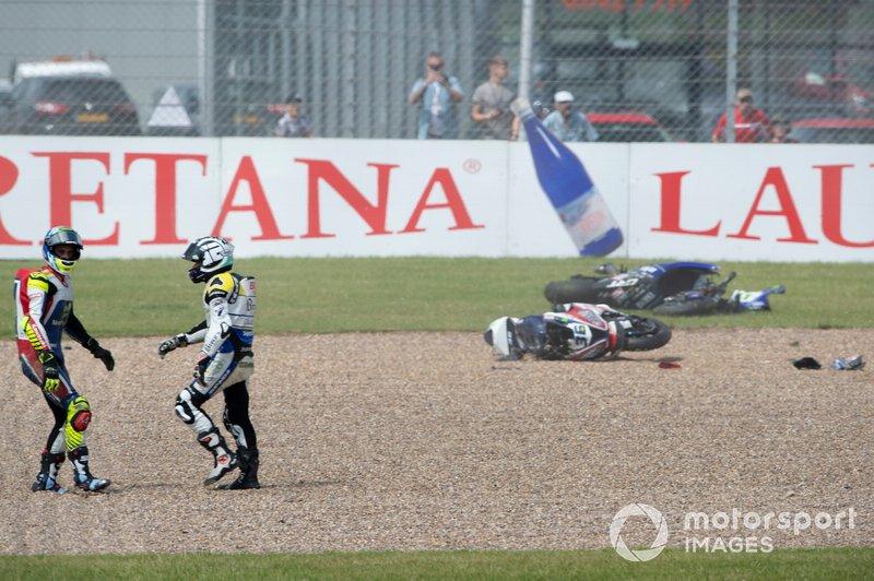 Leandro Mercado, Orelac Racing Team, Alessandro Del Bianco, Althea Racing, Althea Racing