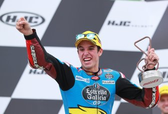 Race winner Alex Marquez, Marc VDS Racing