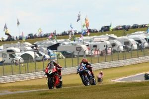 Chaz Davies, Aruba.it Racing-Ducati Team, Michael van der Mark, Pata Yamaha