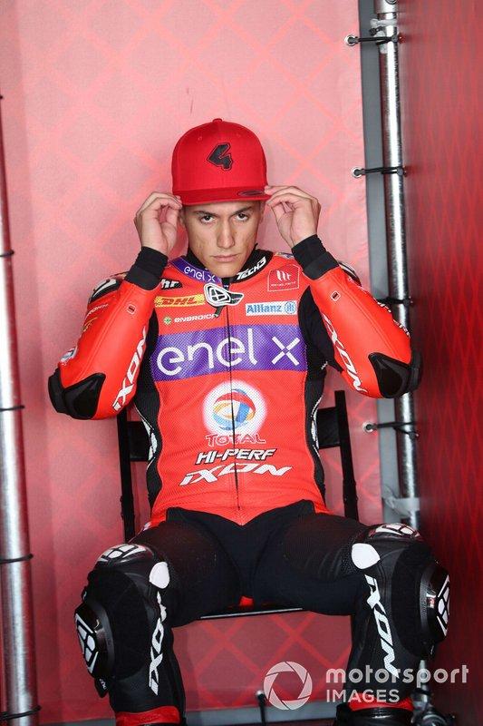 Hector Garzo, Tech 3
