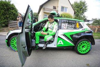Ян Копецкий, Skoda Motorsport, Skoda Fabia R5