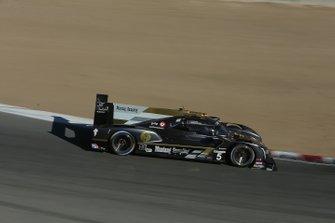 #5 Mustang Sampling Racing Cadillac DPi, DPi: Joao Barbosa, Filipe Albuquerque