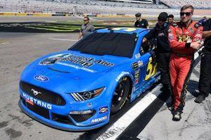 Garrett Smithley, Rick Ware Racing, Chevrolet Camaro Honest Abe Roofing