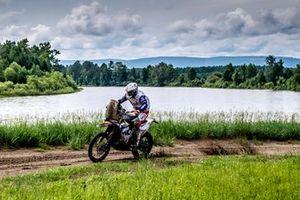 Maciej Giemza, Husqvarna FR 450 Rally