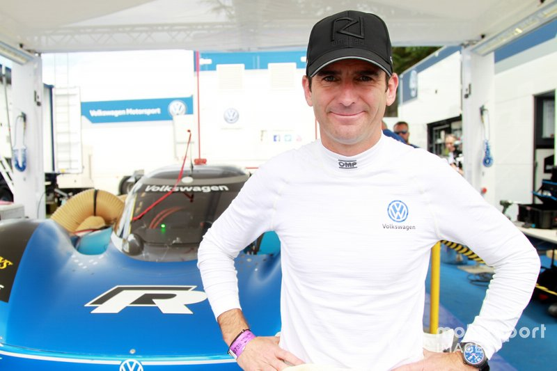 Romain Dumas, Volkswagen ID-R