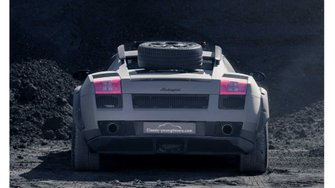 Lamborghini Gallardo 'off road' 2004