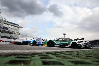 Group picture SUPER GT meets DTM, Marco Wittmann, BMW Team RMG, BMW M4 DTM