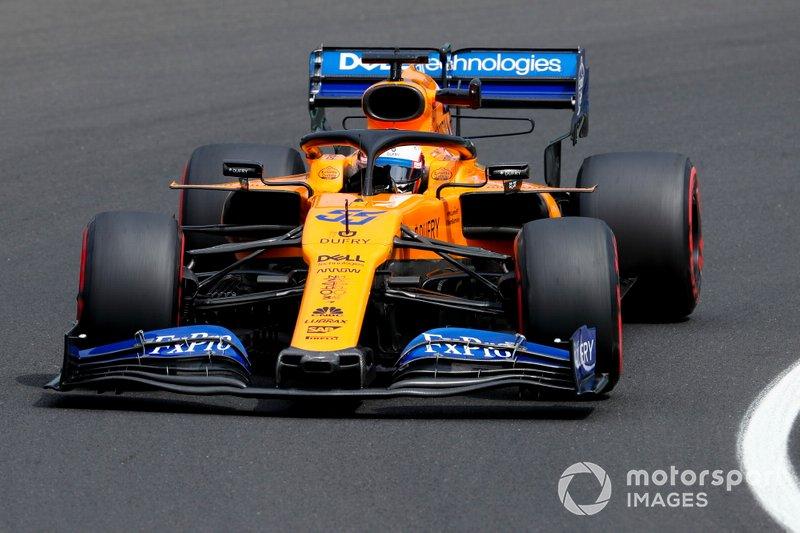 2019 - McLaren