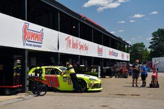 Brandon Jones, Joe Gibbs Racing, Toyota Supra Menards/NRG