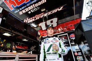 Harrison Burton, Kyle Busch Motorsports, Toyota Tundra Fields/Sports Force Parks