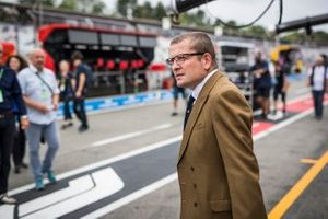 Andy Cowell, Managing Director, HPP, Mercedes AMG