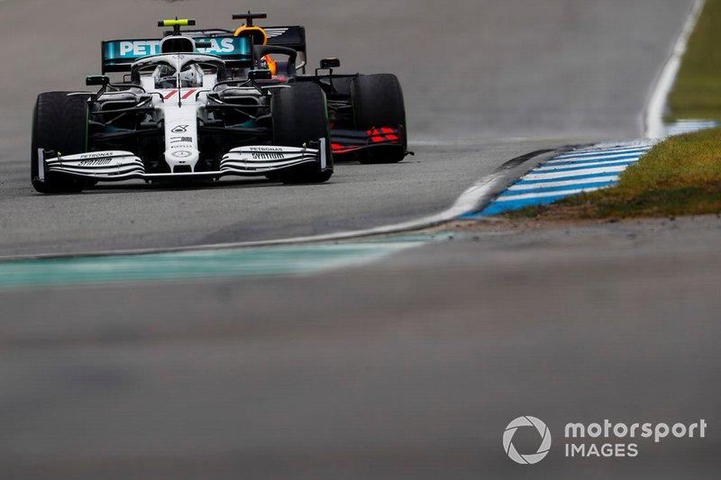 Valtteri Bottas, Mercedes AMG W10 (não terminou)