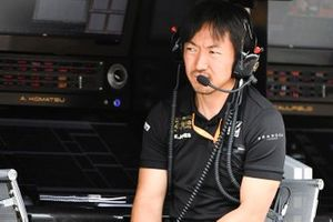 Ayao Komatsu, Chief Race Engineer, Haas F1