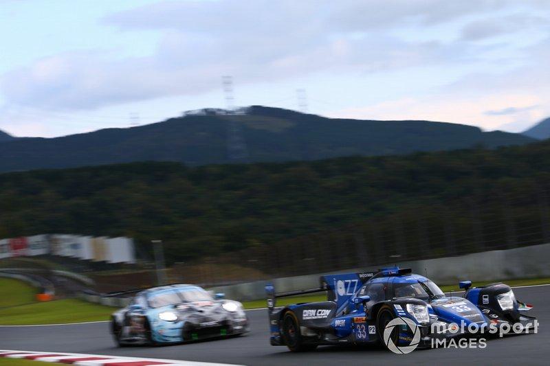 #33 High Class Racing Oreca 07 - Anders Fjordbach, Mark Petterson, Kenta Yamashitaa
