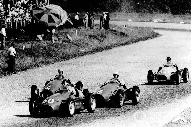 1953 Juan Manuel Fangio, Maserati