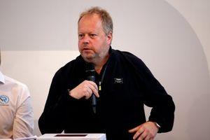 Dr. Andy Palmer, Aston Martin Lagonda President & Group CEO