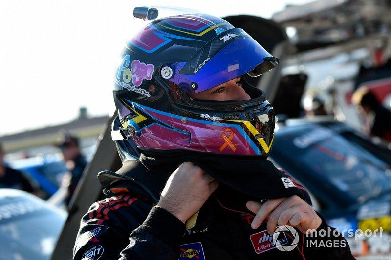 Anthony Alfredo, DGR-Crosley, Toyota Tundra Sim Seats