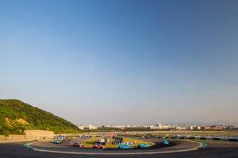 Иван Мюллер и Тед Бьорк, Cyan Racing Lynk & Co, Ян Эрлаше, Cyan Performance Racing Lynk & Co, Lynk & Co 03 TCR