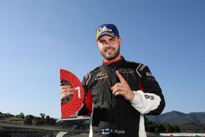 Il vincitore Patrick Kujala, Bonaldi Motorsport