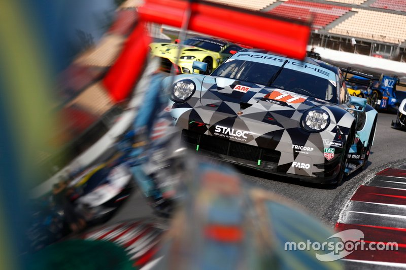 #77 Dempsey-Proton Racing Porsche 911 RSR: Thomas Preining, Matt Campbell, Christian Ried, Adrien De Leener