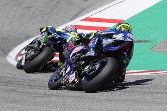 JD Beach, Attack Performance Estenson Yamaha, Sandro Cortese, GRT Yamaha WorldSBK