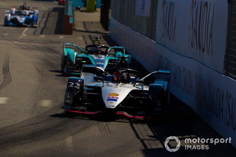 Sébastien Buemi, Nissan e.Dams, Nissan IMO1 Alex Lynn, Panasonic Jaguar Racing, Jaguar I-Type 3