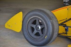 Roda de carro da Fórmula Inter