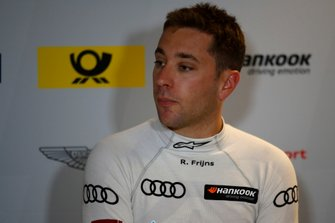 Press Conference, Robin Frijns, Audi Sport Team Abt Sportsline