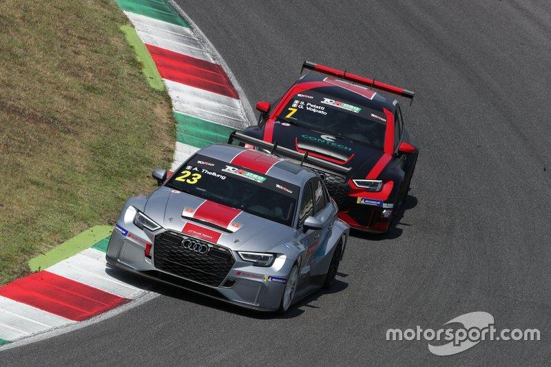 Alessandro Thellung, Scuderia del Girasole, Audi RS3 LMS TCR DSG