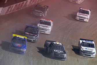 Colt Gilliam, NEMCO Motorsports, Chevrolet Silverado Business Machines Company/Hoopaugh Grading, Justin Shipley, Jacob Wallace Racing, Ford F-150 Rogers and Austin Hill, Hattori Racing Enterprises, Toyota Tundra United Rentals