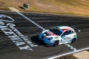 Dylan O'Keeffe, Ash Seward Motorsport Alfa Romeo TCR
