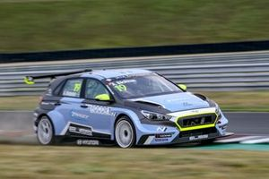 Andreas Bäckman, Target Competition Hyundai i30 N TCR