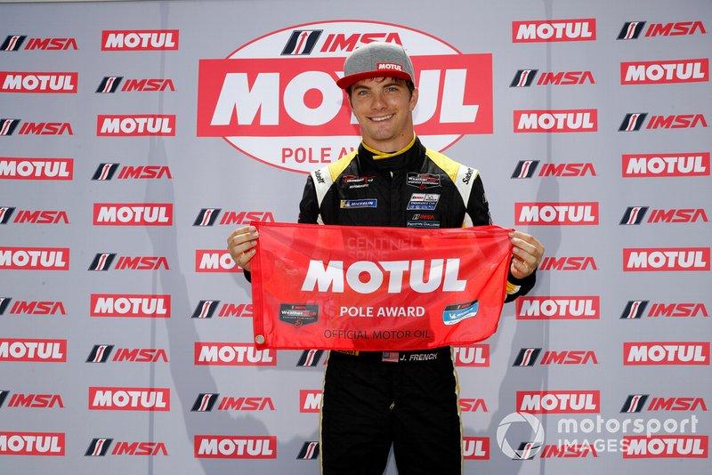 Pole: #38 Performance Tech Motorsports ORECA LMP2, LMP2: James French