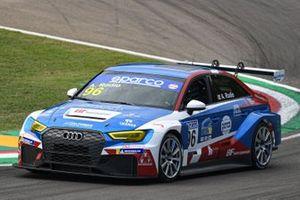 Alberto Rodio, BF Motorsport, Audi RS 3 LMS TCR DSG