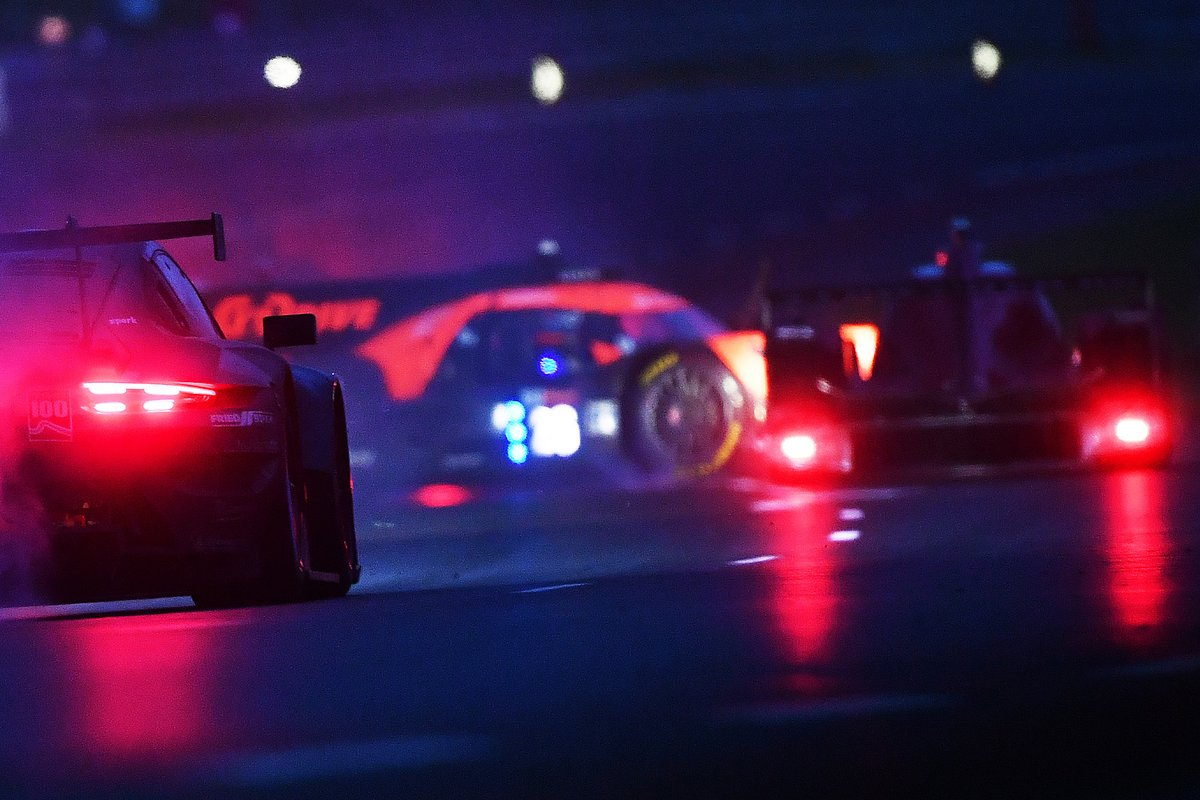 Инцидент с участием экипажа G-Drive Racing