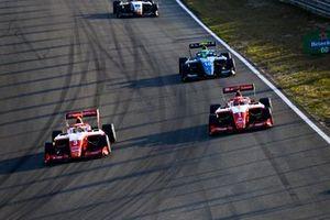 Olli Caldwell, Prema Racing and Dennis Hauger, Prema Racing