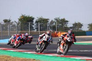 Scott Redding, Aruba.It Racing - Ducati, Michael van der Mark, BMW Motorrad WorldSBK Team
