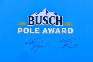 William Byron, Hendrick Motorsports, Chevrolet Camaro Axalta, Pole Award, Pole Winner