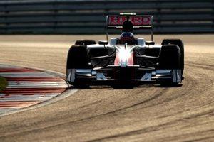 Daniel Ricciardo HRT 2011 Indian GP