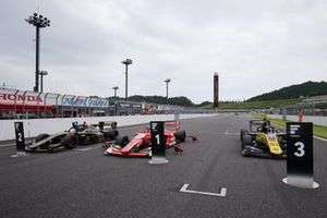 Tomoki Nojiri, TEAM MUGEN, Yuhi Sekiguchi, carenex TEAM IMPUL, Nobuharu Matsushita, B-Max Racing Team