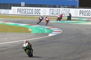 Jonathan Rea, Kawasaki Racing Team WorldSBK en tête