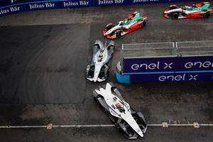 Norman Nato, Venturi Racing, Silver Arrow 02, Nyck de Vries, Mercedes-Benz EQ, EQ Silver Arrow 02, Lucas Di Grassi, Audi Sport ABT Schaeffler, Audi e-tron FE07