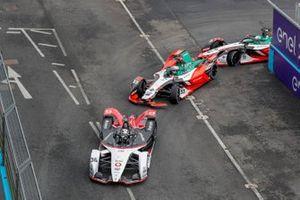 Andre Lotterer, Tag Heuer Porsche, Porsche 99X Electric, Rene Rast, Audi Sport ABT Schaeffler, Audi e-tron FE07, Lucas Di Grassi, Audi Sport ABT Schaeffler, Audi e-tron FE07