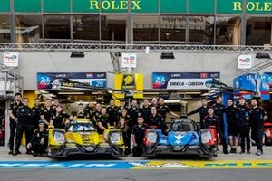 #29 Racing Team Nederland Oreca 07 - Gibson LMP2, Frits Van Eerd, Giedo Van Der Garde, Job Van Uitert,#70 Realteam Racing Oreca 07 - Gibson LMP2, Esteban Garcia, Loic Duval, Norman Nato