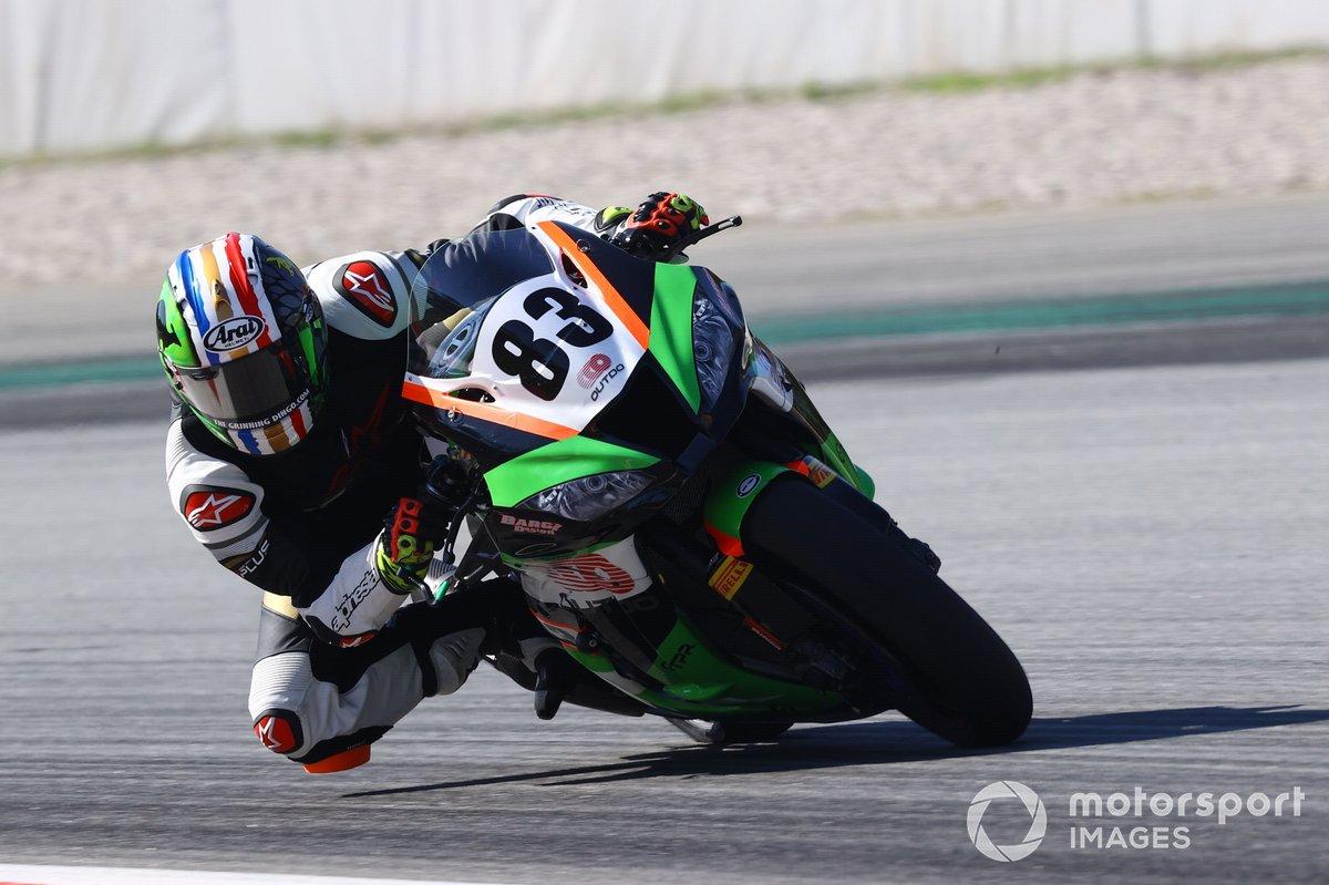 Epis Lachlan, OUTDO TPR Team Pedercini Racing