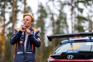 Oliver Solberg, Hyundai Motorsport