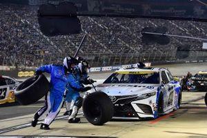 Christopher Bell, Joe Gibbs Racing, Toyota Camry SiriusXM