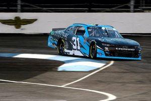 Sage Karam, Jordan Anderson Racing
